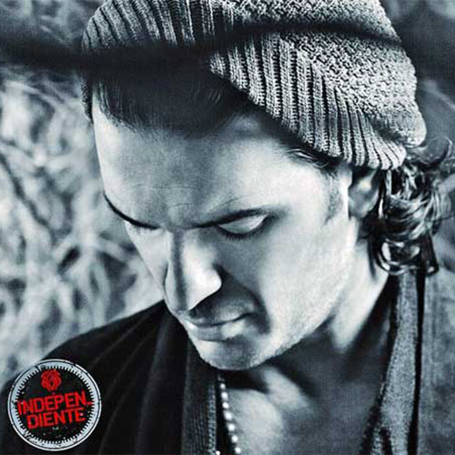 Tapa del CD INDEPENDIENTE - Ricardo Arjona