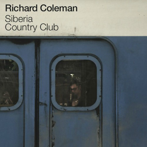 Tapa del CD SIBERIA COUNTRY CLUB - Richard Coleman