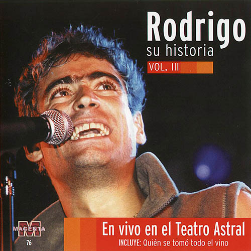 Tapa del CD SU HISTORIA VOL 3 - TEATRO ASTRAL