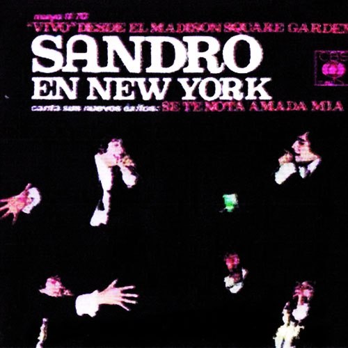 Sandro - SANDRO EN NEW YORK
