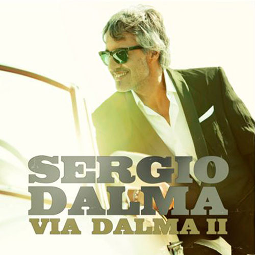 Tapa del CD VIA DALMA II