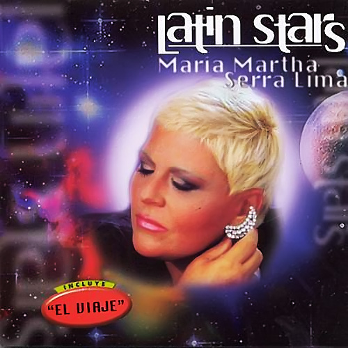 María Martha Serra Lima - THE LATIN STARS SERIES