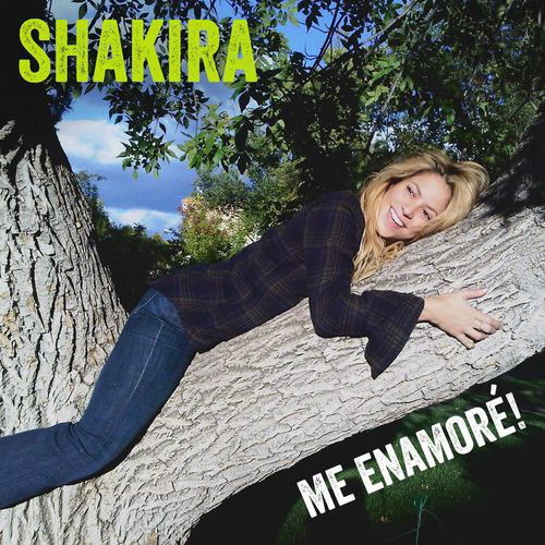 Shakira - ME ENAMORÉ - SINGLE