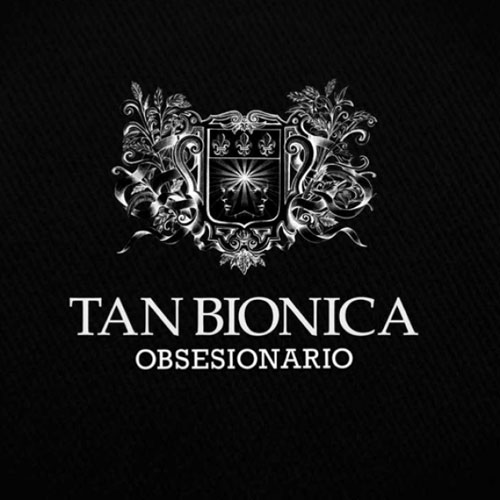 Tan Bi�nica - OBSESIONARIO (BLACK EDITION) - CD