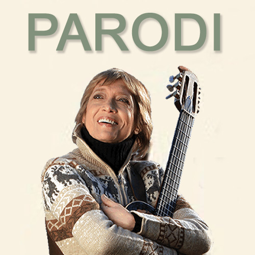 Teresa Parodi - CANCI�N PARA CH�VEZ - SINGLE