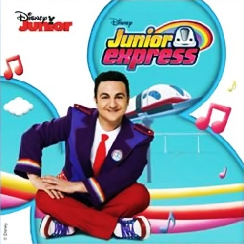 Topa - JUNIOR EXPRESS - DVD