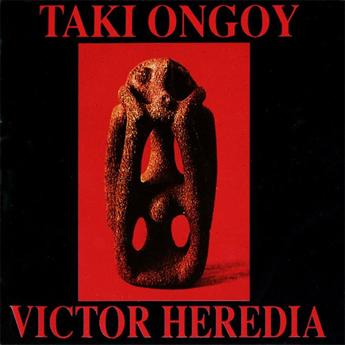 Tapa del CD TAKI ONGOY CD II - Victor Heredia