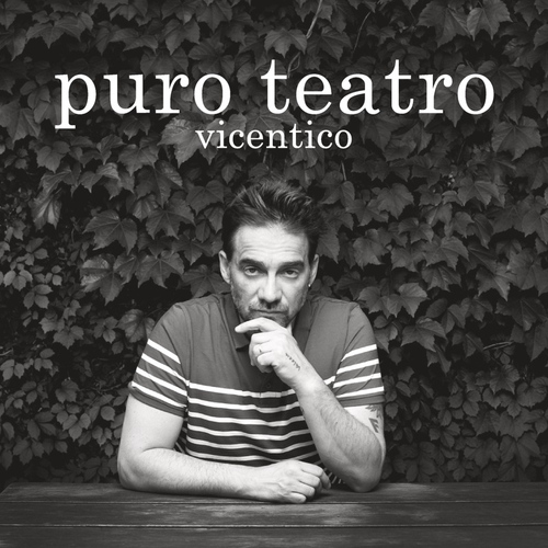 Tapa del CD PURO TEATRO - SINGLE - Vicentico