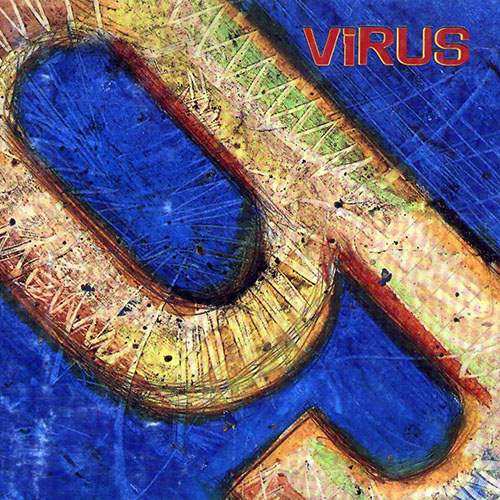 Tapa del CD NUEVE - Virus