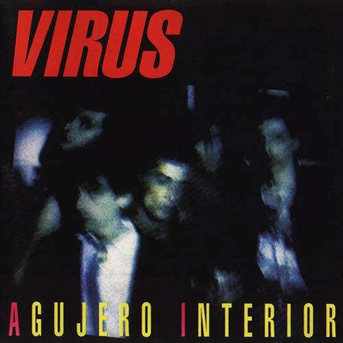 Tapa del CD AGUJERO INTERIOR - Virus