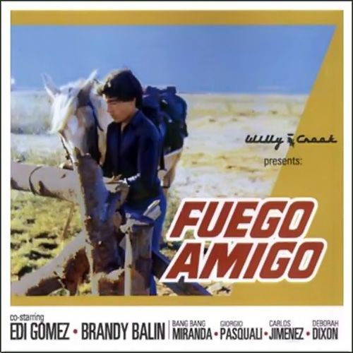 Willy Crook - FUEGO AMIGO