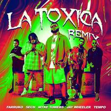 Farruko - LA TÓXICA REMIX - SINGLE