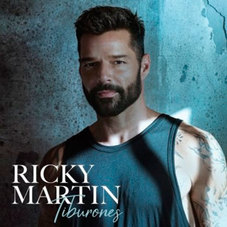 Ricky Martin - TIBURONES - SINGLE