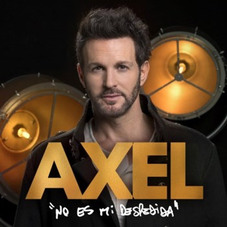 Axel - NO ES MI DESPEDIDA - SINGLE