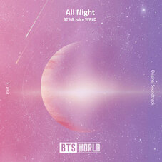 BTS - ALL NIGHT (BTS WORLD ORIGINAL SOUNDTRACK) PT. 3 - SINGLE