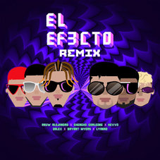 Rauw Alejandro - EL EFECTO REMIX - SINGLE