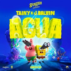 J Balvin - AGUA - SINGLE