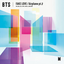 BTS - FAKE LOVE / AIRPLANE PT. 2 - SINGLE