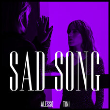 Tini Stoessel - SAD SONG (FT. ALESSO) - SINGLE