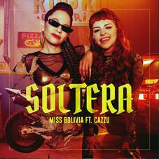 Miss Bolivia - SOLTERA - SINGLE
