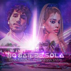 Danna Paola - NO BAILES SOLA - SINGLE