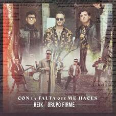 Reik - CON LA FALTA QUE ME HACES - SINGLE
