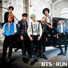 BTS - RUN (JAPANESE VER.) - SINGLE