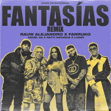 Natti Natasha - FANTASÍAS - SINGLE