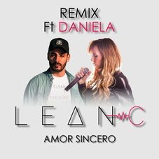 Lean C - AMOR SINCERO REMIX - SINGLE