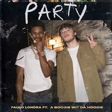 Paulo Londra - PARTY (Ft. A BOOGIE WIT DA HOODIE)