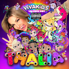 Thalía - VIVA KIDS VOL. 2