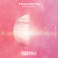 BTS - A BRAND NEW DAY (BTS WORLD ORIGINAL SOUNDTRACK) PT. 2 - SINGLE
