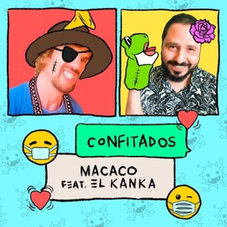 Macaco - CONFITADOS - SINGLE