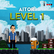 Aitor (España) - LEVEL 1