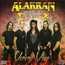 Alakrán - VENENO VIVO - CD