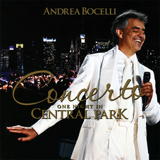 Andrea Bocelli - CONCERTO: ONE NIGHT IN CENTRAL PARK - CD 2
