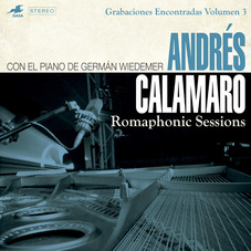 GRABACIONES ENCONTRADAS VOLUMEN III - ROMAPHONIC SESSIONS