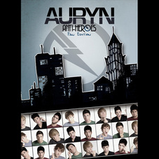 Auryn - ANTI-HÉROES FAN EDITION - CD 1