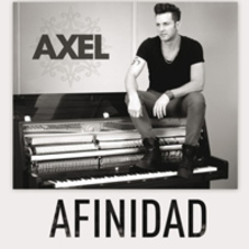 Axel - AFINIDAD - SINGLE