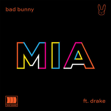 Bad Bunny - MÍA - SINGLE
