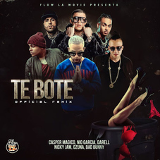 Bad Bunny - TE BOTÉ - SINGLE