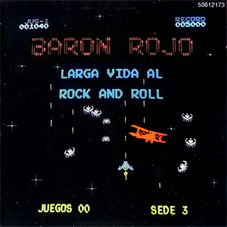 Barón Rojo - LARGA VIDA AL ROCK & ROLL