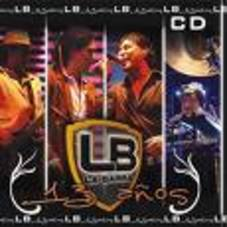 La Barra - 13 AÑOS  (CD + DVD)