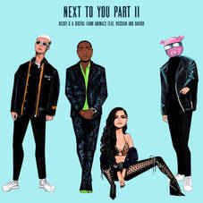 Becky G - NEXT TO YOU REMIX - SINGLE
