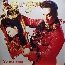 Tapa del CD YO ME AMO - Billy Bond y la Pesada del Rock and Roll
