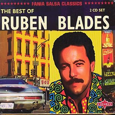 Rubén Blades - THE BEST OF RUBÉN BLADES - CD I