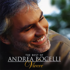 Andrea Bocelli - VIVERE - THE BEST OF ANDRA BOCELLI
