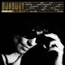 Enrique Bunbury - ARCHIVOS VOL. 1: TRIBUTOS Y BSOS. (CD 2)
