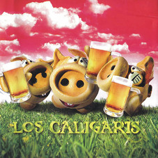 Los Caligaris - CHANCHOS AMIGOS