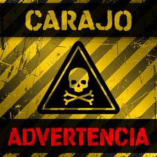 Carajo - ADVERTENCIA - SINGLE